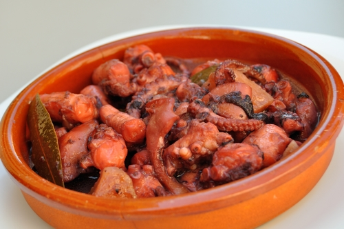 Marraná de pulpo