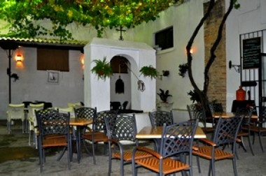 Patio Los Galanes